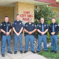 City of Hart Police Officers