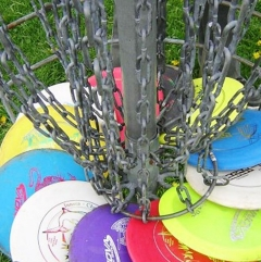 City of Hart Hydro Disc Golf Park