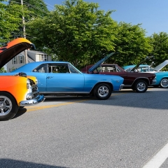 City of Hart Car Show